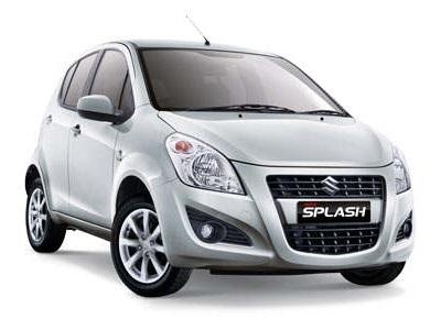 Suzuki Splash Mulai Rp. 175.000/hari