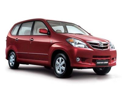 Daihatsu Xenia Rp. 160.000/hari