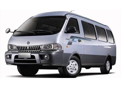 Kia Pregio / Travello